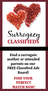 surrogacy classified ads