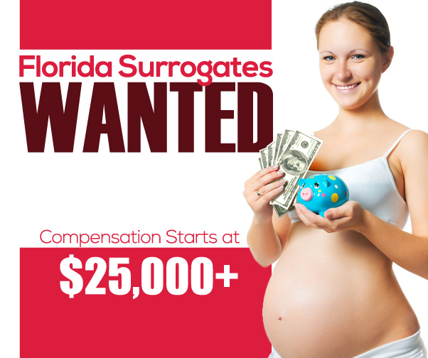 florida surrogates wanted